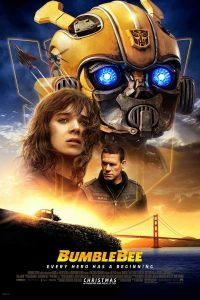 Back to the '80s: Josh Pearce and Arley Sorg Discuss <b><i>Bumblebee</b></i>