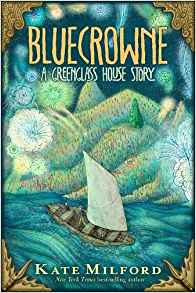 Colleen Mondor Reviews <b>Bluecrowne</b> by Kate Milford