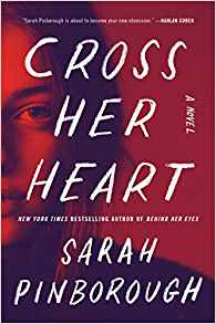John Langan Reviews <b>Cross Her Heart</b> by Sarah Pinborough