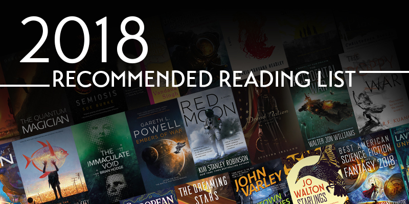 2018 Locus Recommended Reading List