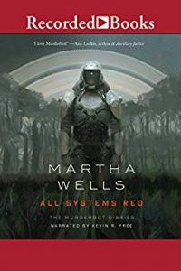 Amy Goldschlager Reviews the Murderbot Audiobooks
