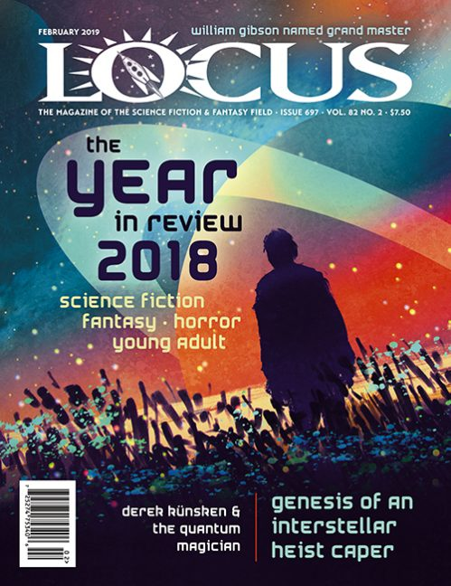 Issue 697 Table of Contents, February 2019