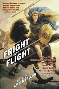Arley Sorg Reviews <b>Fright Into Flight</b>, Edited by Amber Fallon
