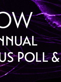 Locus Poll and Survey Graphic