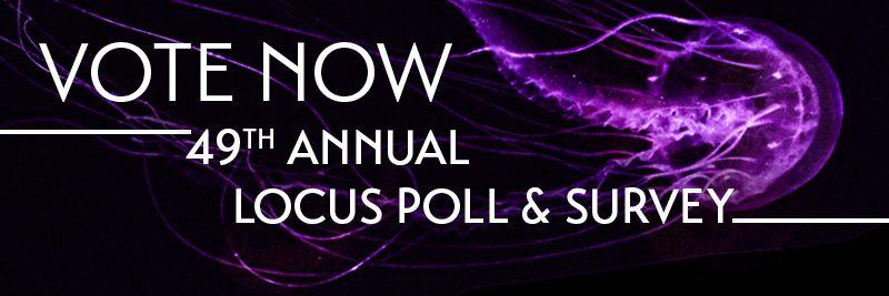 Locus Poll and Survey Graphic