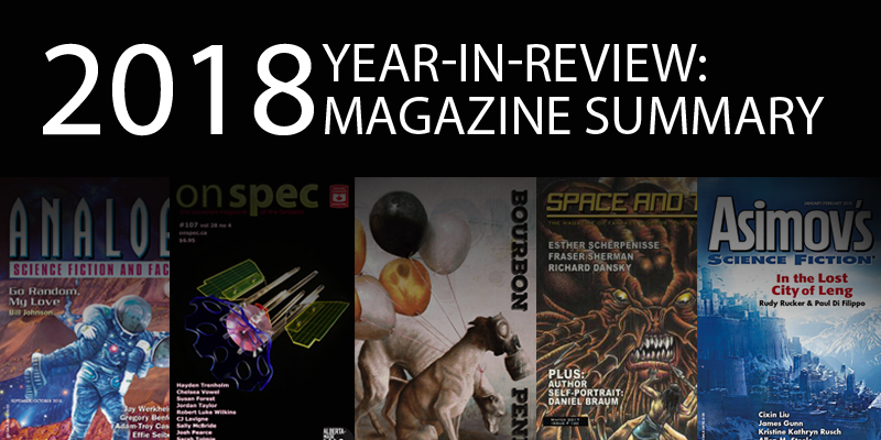 Year-in-Review: 2018 Magazine Summary