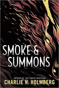 Katharine Coldiron Reviews <b>Smoke and Summons</b> by Charlie N. Holmberg