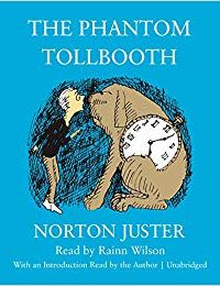 Amy Goldschlager Reviews <b><i>The Phantom Tollbooth</b></i> Audiobook by Norton Juster