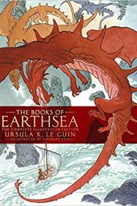 Karen Haber Reviews <b>The Books of Earthsea</b> by Ursula K. Le Guin