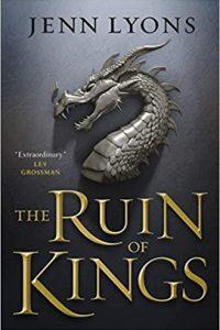 Liz Bourke Reviews <b>The Ruin of Kings</b> by Jenn Lyons