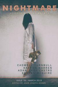 Paula Guran Reviews Short Fiction: <i>Nightmare</i>, <i>The Dark</i>, <i>Uncanny</i>, and <i>Black Static</i>