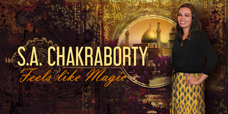 S.A. Chakraborty: Feels Like Magic