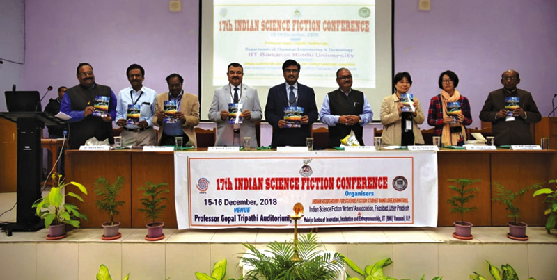 SF in India: Report of the 17th Indian Science Fiction Conference