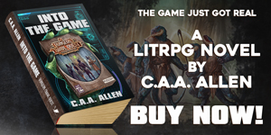 Into the Game by C.A.A. Allen