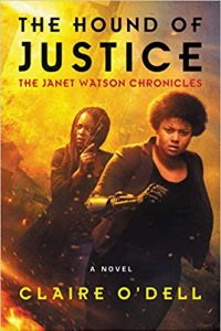 Liz Bourke Reviews <b>The Hound of Justice</b> by Claire O'Dell
