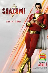 Hey, Mr. Wizard! Josh Pearce and Arley Sorg Discuss <b><i>Shazam!</i></b>