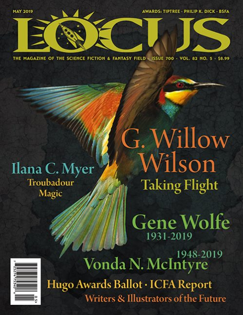 Issue 700 Table of Contents, May 2019