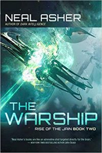 Russell Letson Reviews <b>The Warship</b> by Neal Asher