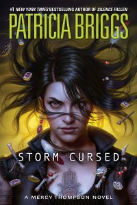 Carolyn Cushman Reviews <b>Storm Cursed</b> by Patricia Briggs and <b>Reticence</b> by Gail Carriger