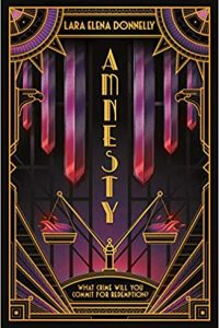 Katharine Coldiron Reviews <b>Amnesty</b> by Lara Elena Donnelly
