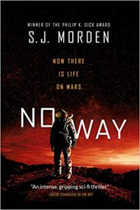 Russell Letson Reviews <b>No Way</b> by S.J. Morden