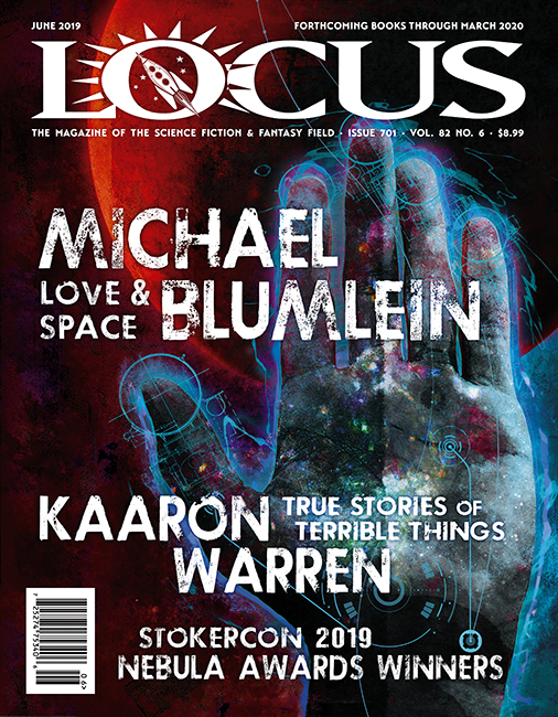 Issue 701 Table of Contents, June 2019 – Locus Online