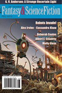 Rich Horton Reviews Short Fiction: <i>F&SF</i>, <i>Interzone</i>, and <i>Amazing</i>