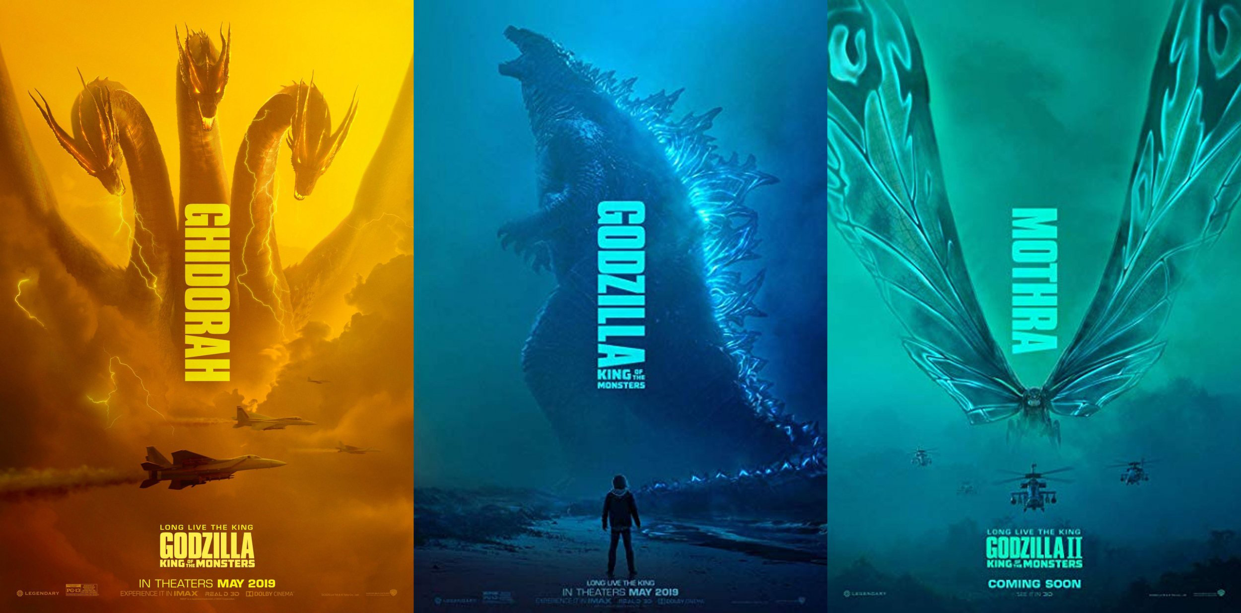 a8a0835a268 Hail Hydra! Josh Pearce and Arley Sorg Discuss Godzilla: King of the  Monsters