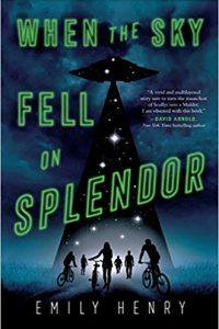 Colleen Mondor Reviews <b>When the Sky Fell on Splendor</b> by Emily Henry