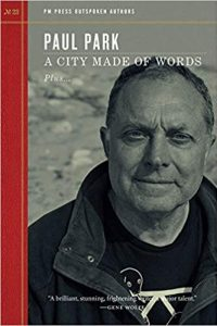 Gary K. Wolfe Reviews <b>A City Made of Words</b> by Paul Park