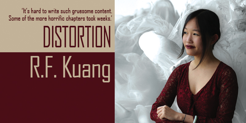 R.F. Kuang: Distortions
