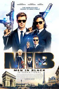 Everything Will Be Explained If You'll Just Look Right Here: Arley Sorg and Josh Pearce Discuss <i><b>Men in Black: International</b></i>