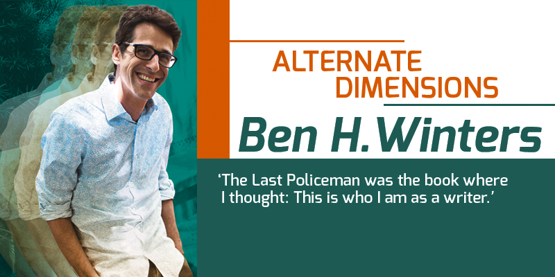 Ben H. Winters: Alternate Dimensions