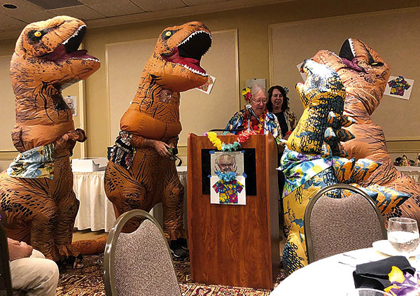 The Cretaceous Crew