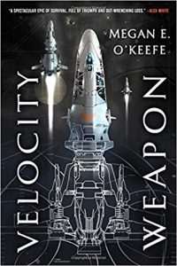 Liz Bourke Reviews <b>Velocity Weapon</b> by Megan O'Keefe