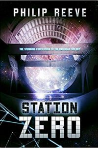 Colleen Mondor Reviews <b>Station Zero</b> by Philip Reeve