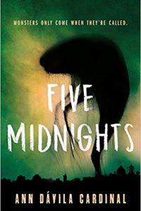 Colleen Mondor Reviews <b>Five Midnights</b> by Ann Dávila Cardinal