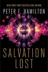 Paul Di Filippo Reviews <b>Salvation Lost</b> by Peter F. Hamilton
