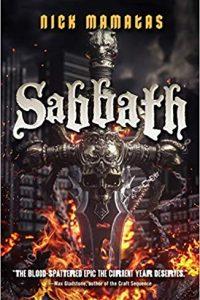 Ian Mond Reviews <b>Sabbath</b> by Nick Mamatas