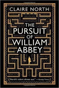 Once Driven Reviews >> Ian Mond Reviews The Pursuit Of William Abbey By Claire