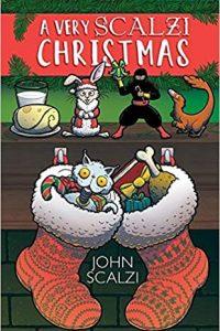 Carolyn Cushman Reviews <b>A Very Scalzi Christmas</b> by John Scalzi and <b>Grave Importance</b> by Vivian Shaw