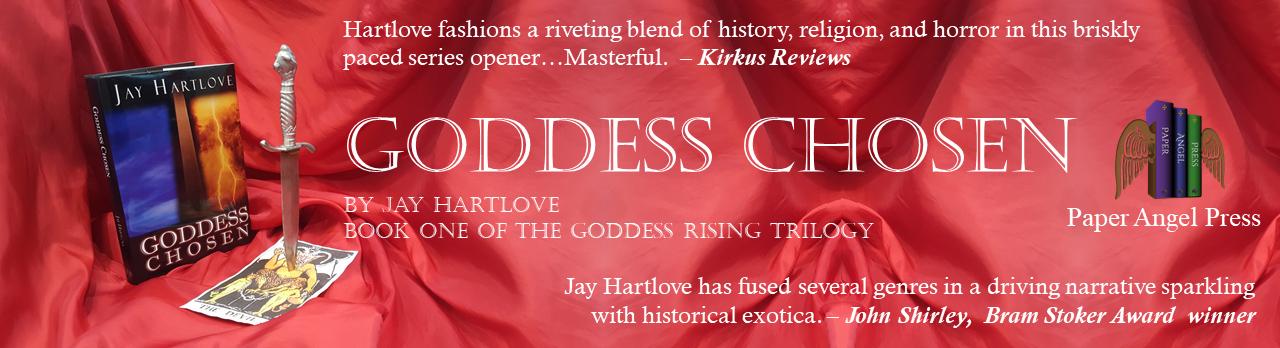 Paper Angel Press Goddess Rising