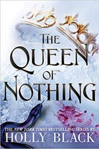 Colleen Mondor Reviews <b>The Queen of Nothing</b> by Holly Black