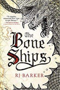 Liz Bourke Reviews <b>The Bone Ships</b> by RJ Barker