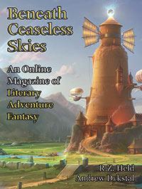 Karen Burnham Reviews Short Fiction: <i>BCS</i>, <i>Strange Horizons</i>, and <i>Mysterion</i>