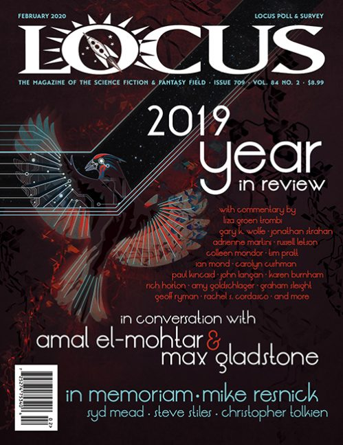 Issue 709 Table of Contents, February 2020