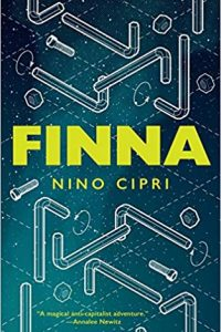 Gary K. Wolfe Reviews <b>Finna</b> by Nino Cipri