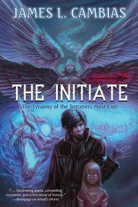 Paul Di Filippo Reviews <b>The Initiate</b> by James L. Cambias