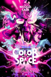 """VIOLET, YOU'RE TURNING VIOLET, VIOLET!"" Arley Sorg and Josh Pearce Discuss <b><i>Color Out of Space</i></b>"