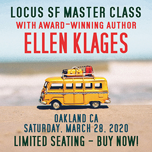 Ellen Klages Workshop Ad
